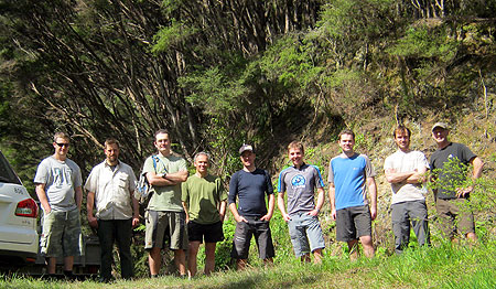 Trail Pixies, October 2010