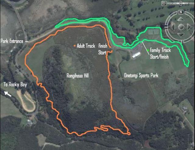 Waiheke Map