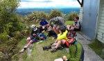 Lunch on Rainbow Mountain