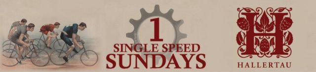Single Speed Sundays 2014