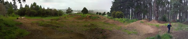 Puni Pump Track Upgrade