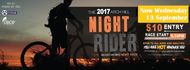 2017 Arch Hill Cover Photo postponed