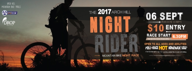 2017 Arch Hill Cover Photo